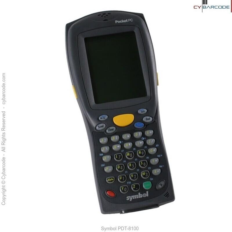 symbol pdt 8100 cybarcode inc rh cybarcode com Symbol Pocket PC MC50 Symbol MC5040 User Manual