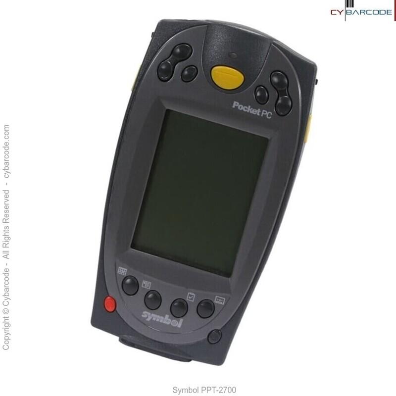 symbol ppt 2700 cybarcode inc rh cybarcode com Pocket PC Symbol PDT 8100 Pocket PC MC50 Power Button Symbol