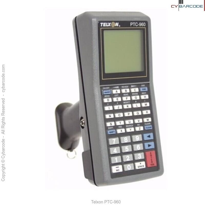 Telxon Ptc 960 Cybarcode Inc